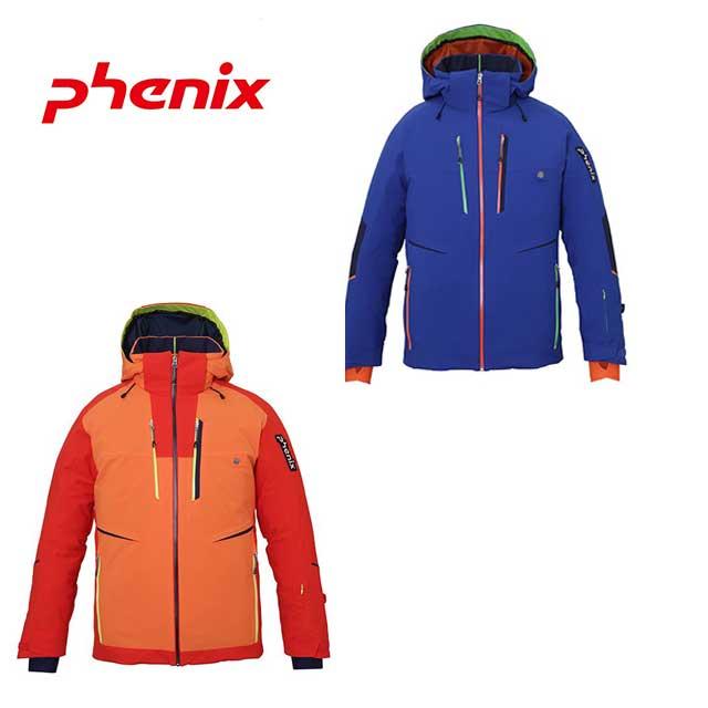 フェニックス【PHENIX】2019年秋冬新作 DEMO TEAM JACKET PF972OT12 スキージャケット 防水 軽量 雪山 雪遊び アクティビティー(メンズ)