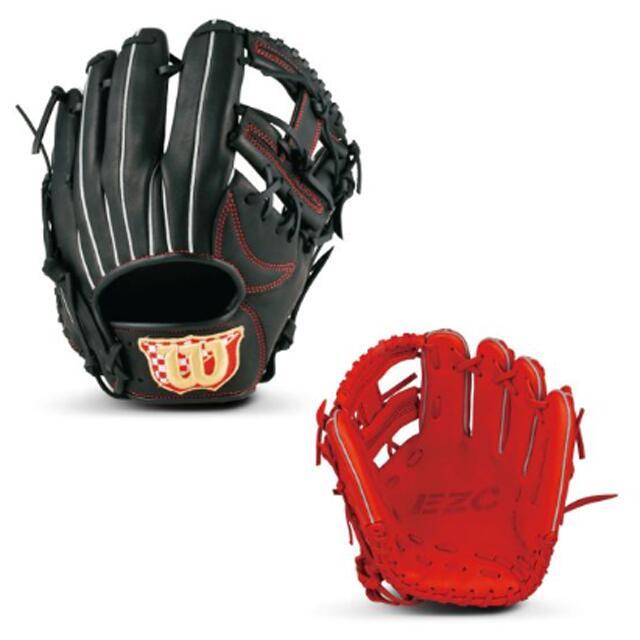 【ウィルソン】軟式用 ジュニア用 EZC 内野手用 WTARET5JH 野球 グローブ 右投げ