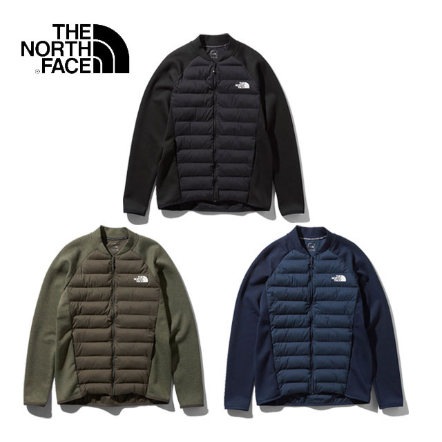 ノースフェイス (THE NORTH FACE) 2019年秋冬新作 アウトドアNEW ハイブリッドテックエアーインサレーテッドジャケット(メンズ)Hybrid Tech Air Insulated Jacket NY81977