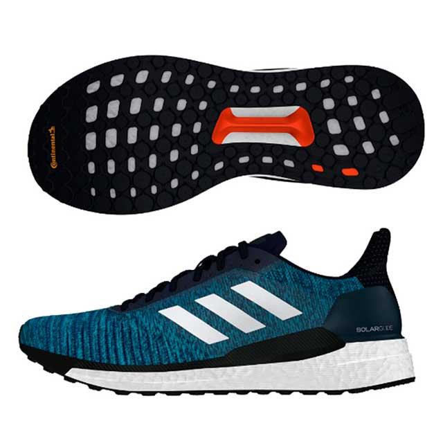 アディダス(adidas)SOLARGLIDE M WIDE D97608 ランニングシューズ