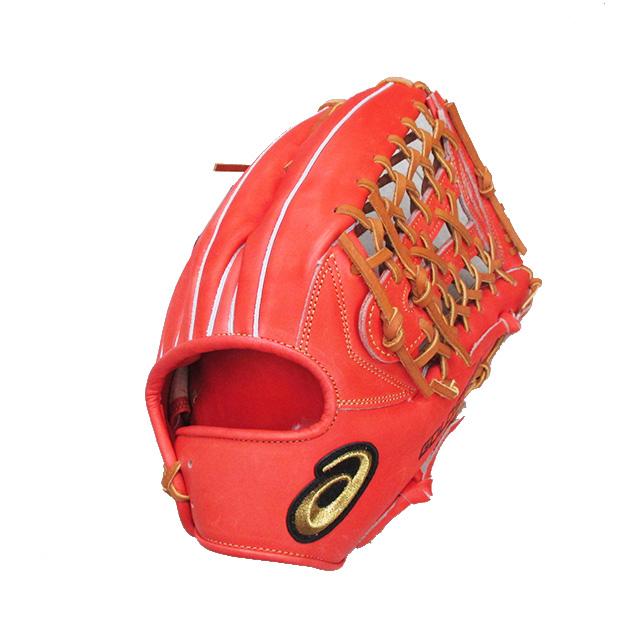 asics(アシックス)硬式 外野手用 グラブ BGH8CV 2272 野球 右投用 ※色褪せ