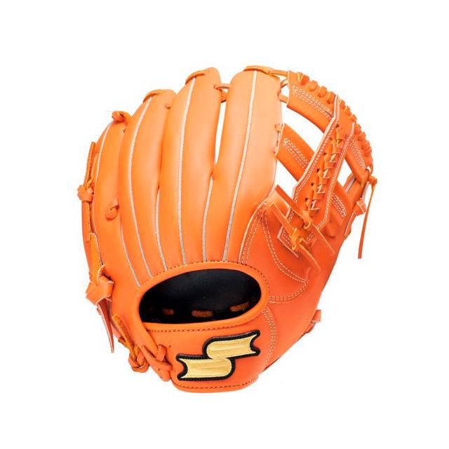 【色褪せ】【エスエスケイ】軟式 グローブ プロエッジ PROEDGE 内野手用 PEN34018-35 野球 グラブ