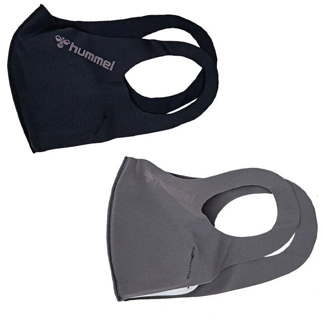 hummel 冷感 UV 価格 息がしやすい 格安 飛沫防止 拡散予防 メール便可 洗濯可能 スポーツマスク スポラクマスク HFAMASK3 速乾 ヒュンメル