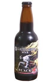サムライサーファー ブラック ビール 330ml瓶×24本≪静岡地ビール≫