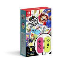 新品 スーパー マリオパーティ 4人で遊べる Joy-Conセット Switch 任天堂 Nintendo