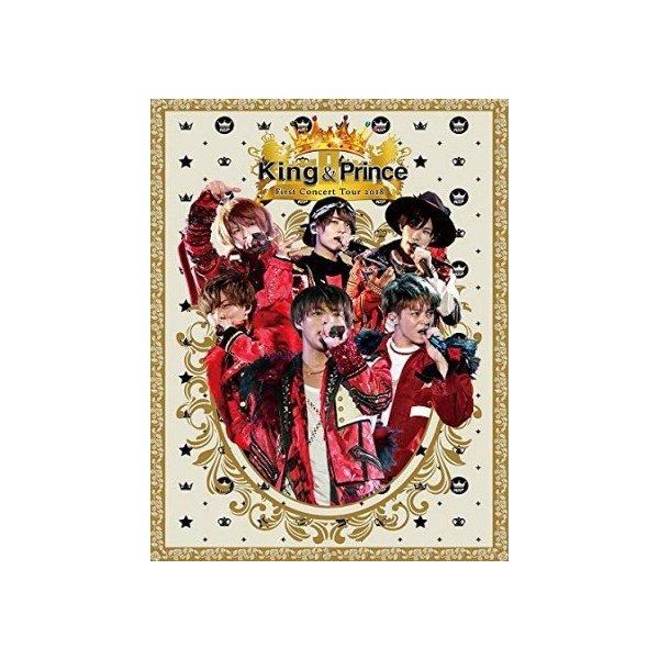 新品 King & Prince First Concert Tour 2018 初回限定盤 Blu-ray