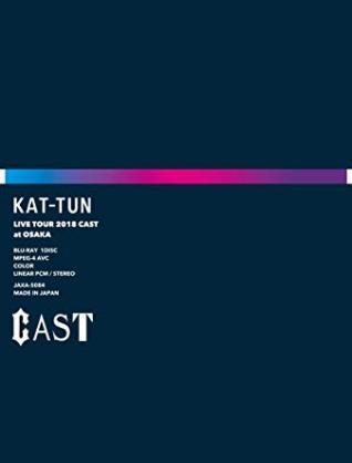 新品 新品 LIVE KAT-TUN LIVE TOUR TOUR 2018 CAST Blu-ray 完全生産限定盤, KAGLE:2c00b7ca --- sunward.msk.ru