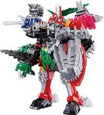 新品 騎士竜戦隊リュウソウジャー 騎士竜シリーズ01&02&03&04&05 竜装合体 DXキシリュウオーファイブナイツセット バンダイ BANDAI