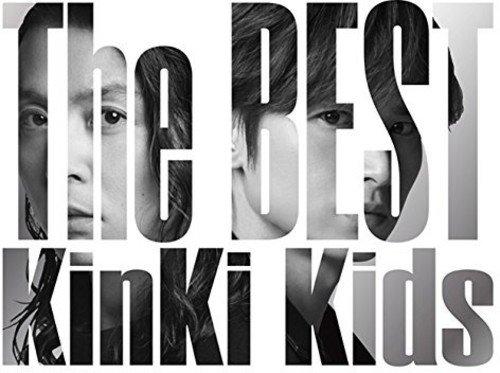 新品 KinKi Kids The BEST 初回盤 CD+Blu-ray 堂本剛 堂本光一