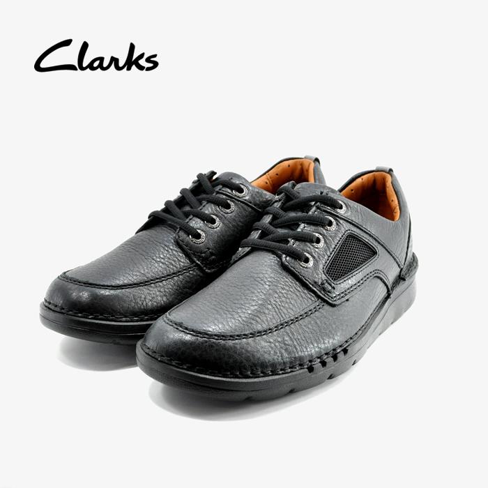 クラークス ClarksUnnature Time アンネイチャー タイム ビジネス・紳士・カジュアル 黒・クロ(ブラック) 26127942 ビジネスシューズ メンズ シューズ 靴 セール品