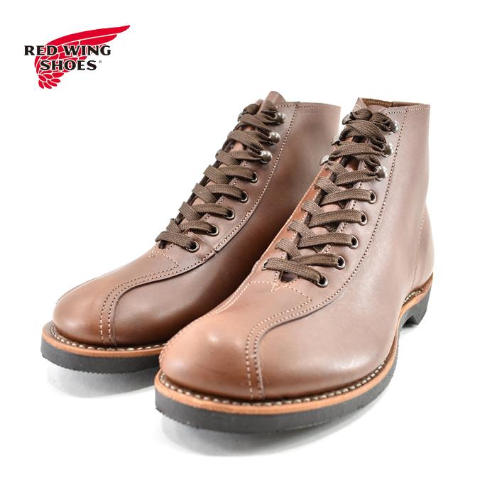 【★大感謝セール】 レッドウィング RED WING1920s OUTING WING1920s BOOT シューズ 1920s アウティングブーツ ブラウン ショートブーツ フラットボックス ティーク ワイズD フェザーストーン ブラウン 茶(ティーク) 8826 ブーツ メンズ シューズ 靴, 渡辺商会:751e8afc --- rishitms.com