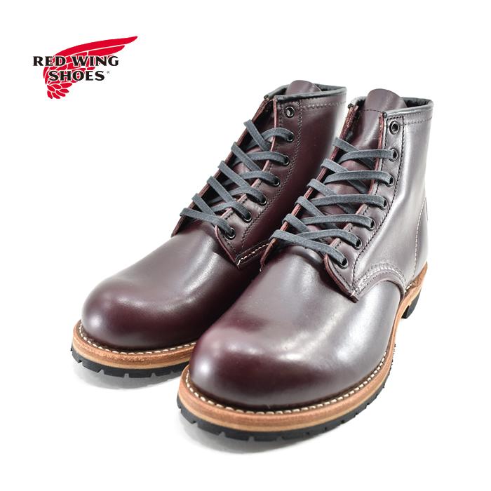 レッドウィング RED WINGBeckman Boot ベックマンブーツ ブーツ クラシックドレス 先芯あり ラウンドトゥ プレーントゥ ワイズD 旧品番9011 ブラックチェリー ワイン レッド(BLACK CHERRY) 9411 ブーツ メンズ シューズ 靴