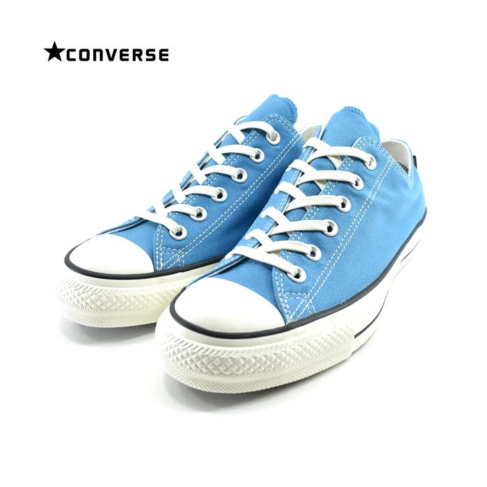 コンバース CONVERSEALL STAR 100 GORE-TEX OX オールスター 100 ゴアテックス OX オックス ローカット 防水 通学・通勤 ブルー(BLUE(25cm~)) 3216936 スニーカー メンズ ユニセックス シューズ 靴