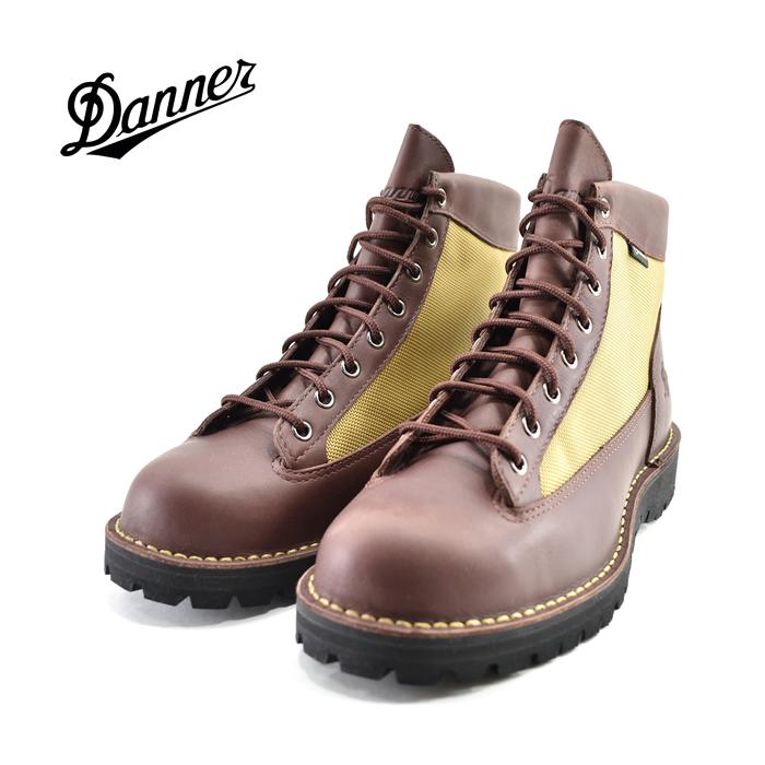ダナー DannerDANNER FIELD ダナーフィールド GORE-TEX ゴアテックス 防水 2E EE アウトドア トレッキング ハイキング ダークブラウン/ベージュ(D.BROWN/BEIGE) D121003 ブーツ メンズ シューズ 靴