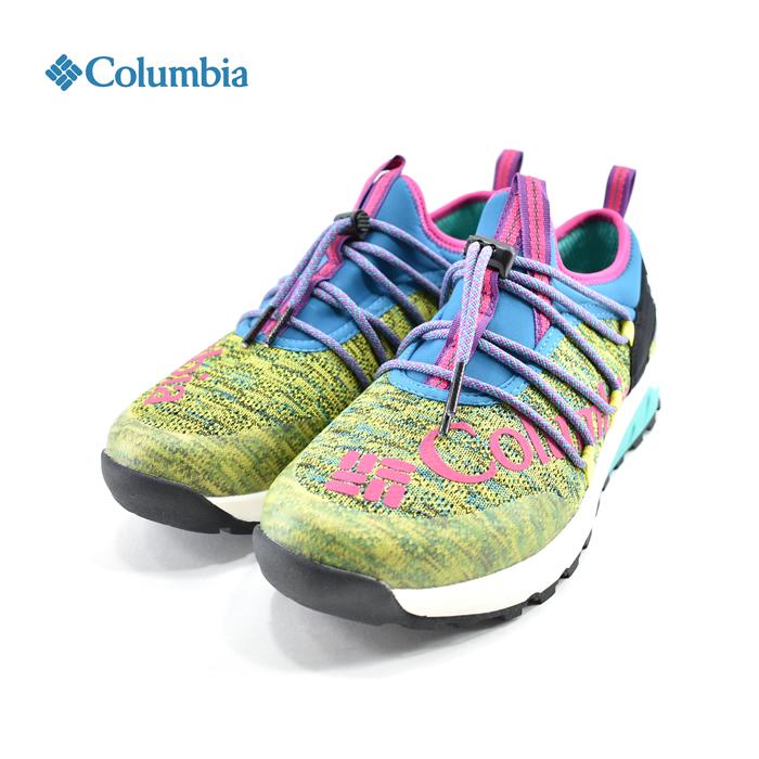 コロンビア Columbiaロックントレイナー2ロー アウトドライ Rock' N Trainer 2 Lo Outdry ローカット 防水 アウトドア ハイキング フェス ズール イエロー(ZOUR(25cm~)) YU0249 スニーカー メンズ ユニセックス シューズ 靴
