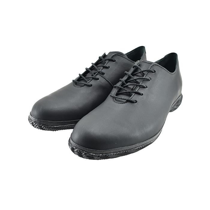 スピングルムーヴ SPINGLE MOVEスピングルムーブ ローカット フェザータッチレザー カウレザー 牛革 ビジネス・紳士 ブラック 黒 クロ 12(BLACK) BIZ128 スニーカー メンズ シューズ 靴