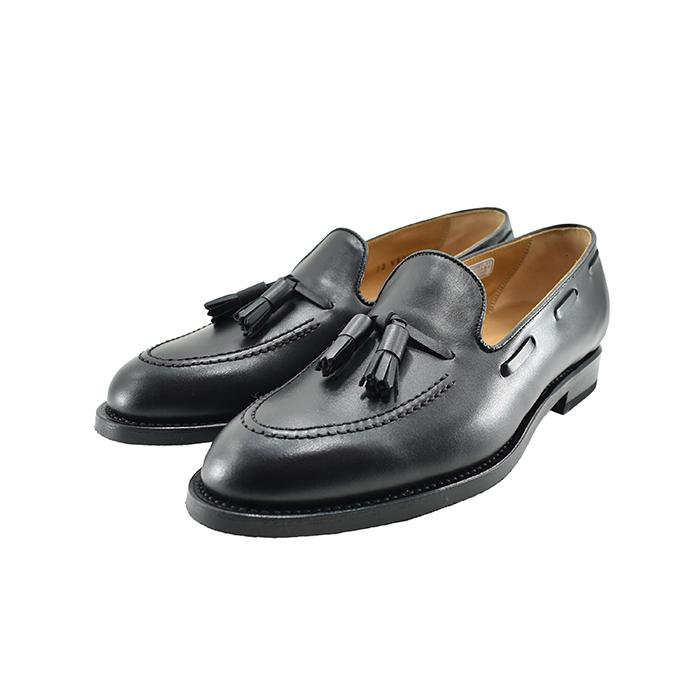 リーガル REGALタッセル ローファー スリッポン スリップオン Uチップ モカ 2E EE 日本製 撥水 はっ水 ビジネス・紳士 黒 クロ 22(ブラック) 12VRBF ビジネスシューズ メンズ シューズ 靴