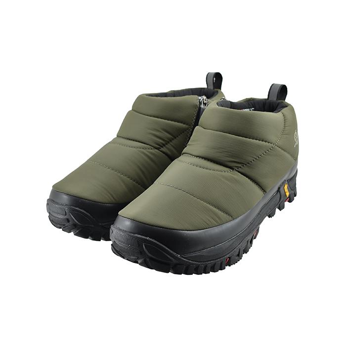 送料無料 Danner ブーツ スノーシューズ ダナー DannerFREDDO LO B200 PF フレッド ロー サイドジップ ジッパー 靴 02 防水 撥水 メンズ はっ水 シューズ 人気ブレゼント! オープニング 大放出セール ファスナー ウィンター 25cm~ カーキ D120075 ユニセックス