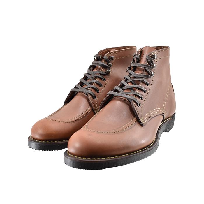 送料無料 RED WING ブーツ レッドウィング WING1930s Sport Boot 1930s スポーツブーツ モカ セール特別価格 メンズ 112 ワイズD モックトゥ 海外 6インチ シューズ Uチップ シガー 8076 靴 ブラウン