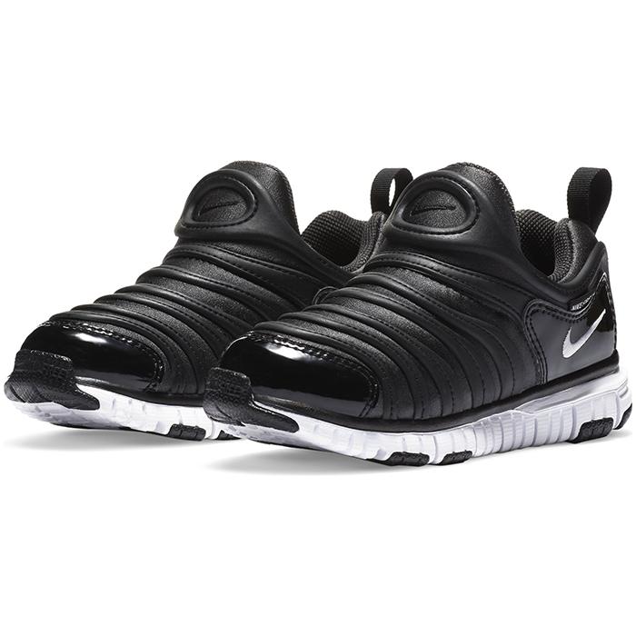 Nike スリッポン ナイキ NikeDYNAMO FREE (PS) ダイナモ フリー (PS) スリッポン スリップオン 子供用運動靴 スニーカー カジュアル 通学・通園 アンスラサイト/ホワイト ブラック・黒・クロ(ANTHRACITE/WHITE) 343738 スリッポン キッズ 子供 男の子 女の子 シューズ 靴