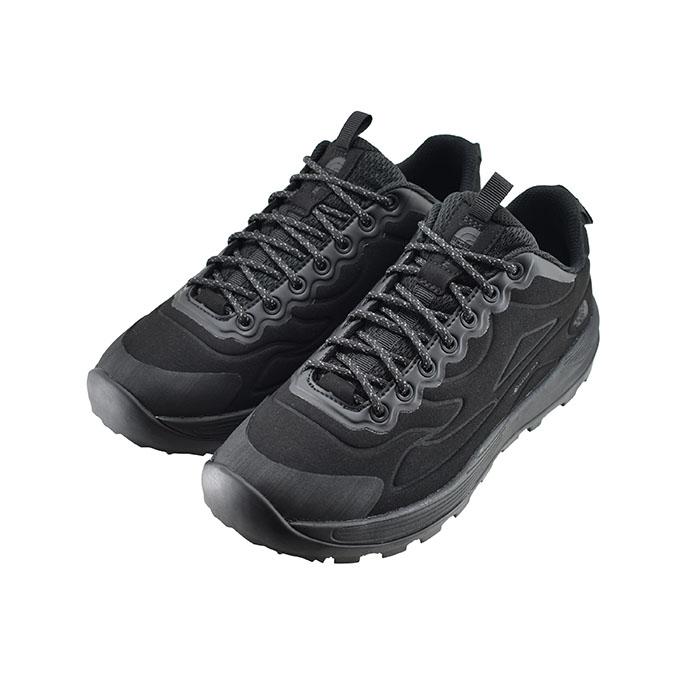 送料無料 THE NORTH 在庫処分 FACE ブーツ スノーシューズ ノースフェイス FACEScrambler GORE-TEX Invisible Fit スクランブラー ゴアテックス インビジブルフィット メンズ ウィンター 防水 靴 シューズ まとめ買い特価 TNFブラック×TNFブラック 93 NF52132 ハイカット