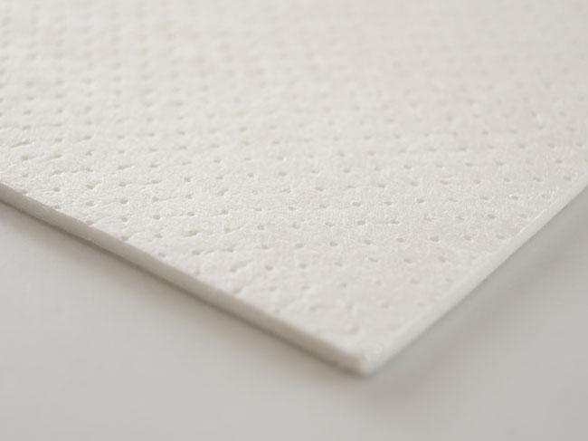 ホワイトレイ防音シート[3mm]【サイズ:100cm×50メートル巻き】クッション材 断熱 遮音・吸音効果
