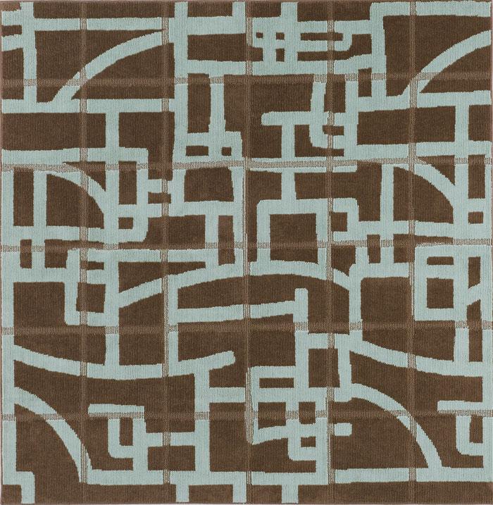 住之江樱花 ragmat 可洗地毯洗洗衣机好 uotchable sumitron 休闲现代地毯地毯防螨地板采暖的热地毯