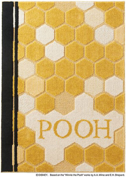 Winnie The Pooh Disney Suminoe Ragmat Series Honey Rugs Carpet Rug