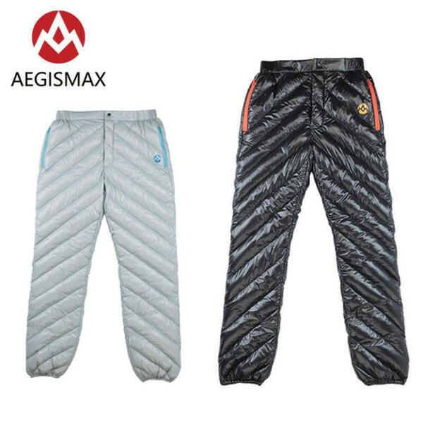 AEGISMAX ダウンパンツL