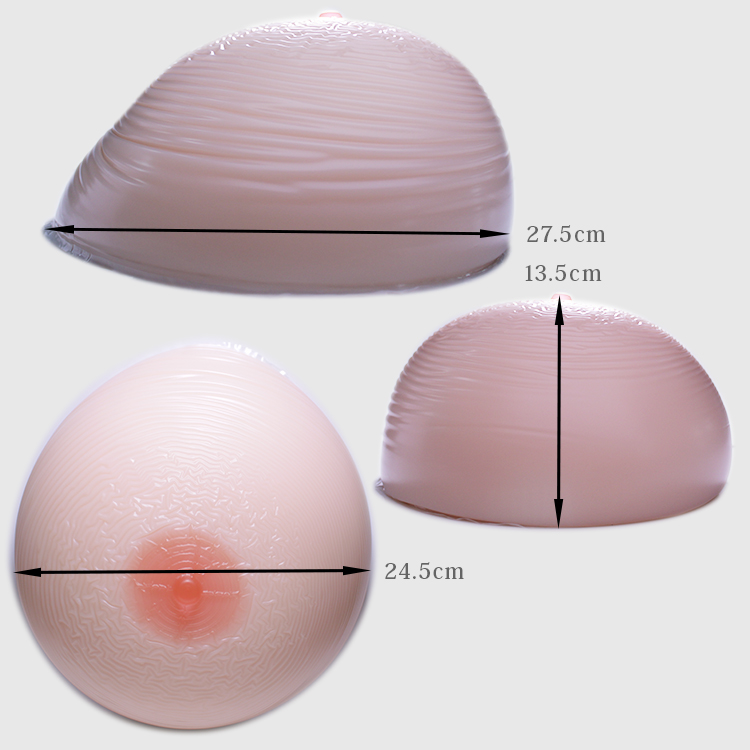 在msm9000左右超过9000g特大尺寸硅制造胸围高级人造乳房/硅oppai★硅胸围/女装/02P05Dec15