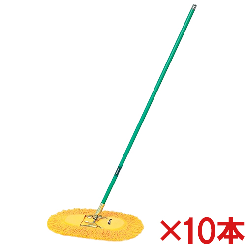 【送料無料】【法人専用】テラモト ホールモップ 40cmCL-330-040-0 10本セット