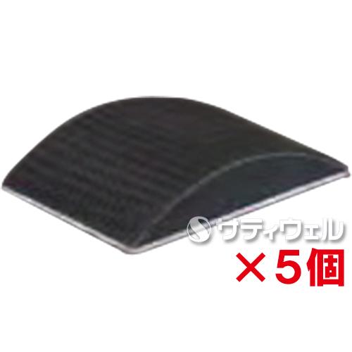 【送料無料】日本ケミカル工業 バスブライト・プロ 曲面パッド 5個セット