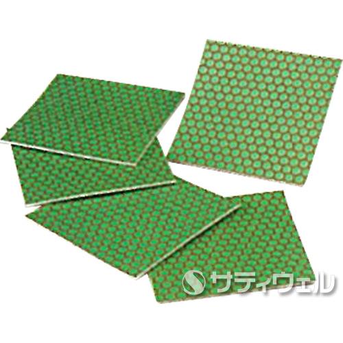 【送料無料】日本ケミカル工業 トイレコートシステム 研磨シート(ハードタイプ)  100×100mm 5枚セット