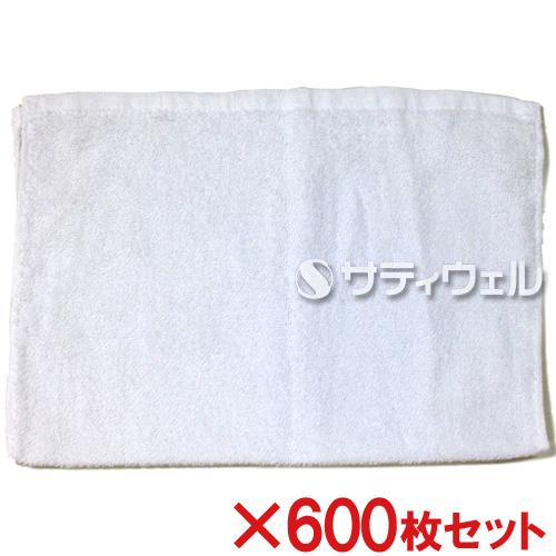 【送料無料】犬飼タオル 洗車タオル 約34×52cm 白 176-2 600枚セット