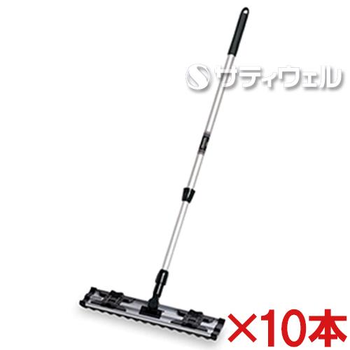 【送料無料】テラモト ライトモップ(アルミ伸縮柄) 45cm CL-353-045-0 10本セット