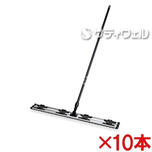 【送料無料】テラモト ライトモップ(黒パイプ柄) 90cm CL-352-090-0 10本セット