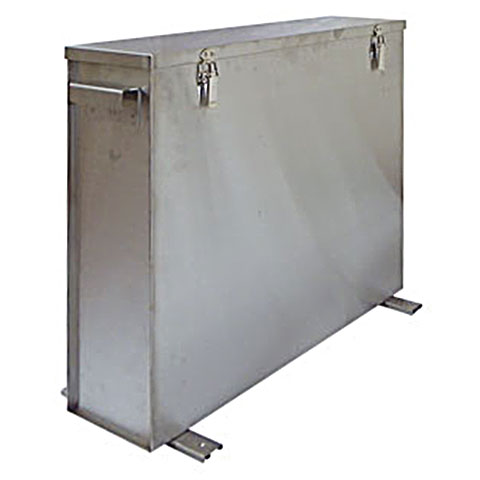 【送料無料】横浜油脂工業 アルミレンジフィルター洗浄槽