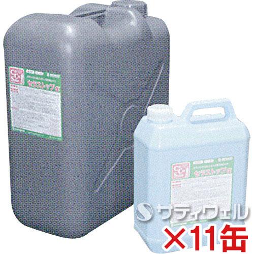 【送料無料】【受注生産品】ミヤキ コロンバン (中性) 18L 11缶セット