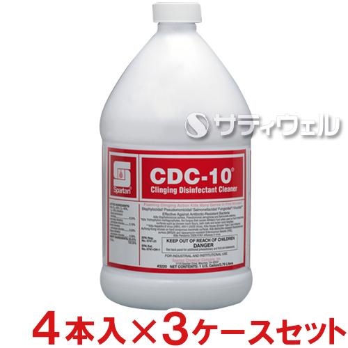 【送料無料】【法人専用】【直送専用品】アムテック(スパルタン) CDC-10 3.8L 4本×3ケースセット