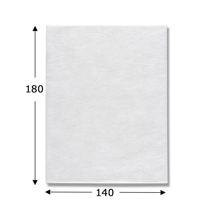 不織布袋 本店 Nノンパピエバッグ 白 春の新作続々 14-18 100枚