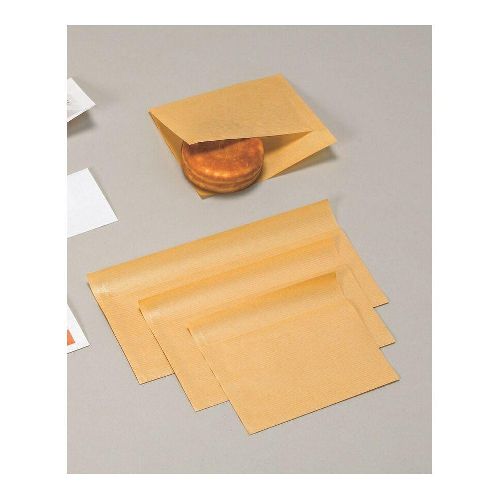【ケース販売】オープンパック K-15無地 6000枚 巾150×長さ130mm【たい焼き袋等に テイクアウト 業務用】