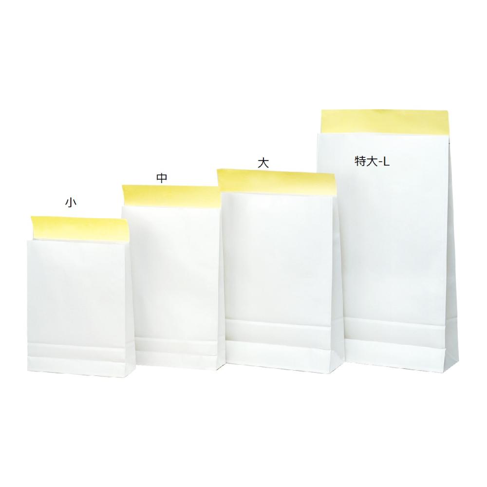 【ケース販売】宅配袋 WP晒 小 400枚 サイズ260×70×325+60(mm)【デリバリーパック デリバリー袋】