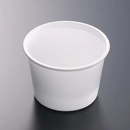 2020A/W新作送料無料 保温性に優れスープカップ等に 中央化学 CFカップ 超人気 専門店 95-270 本体 業務用 容器 味噌汁 100枚 スープカップ