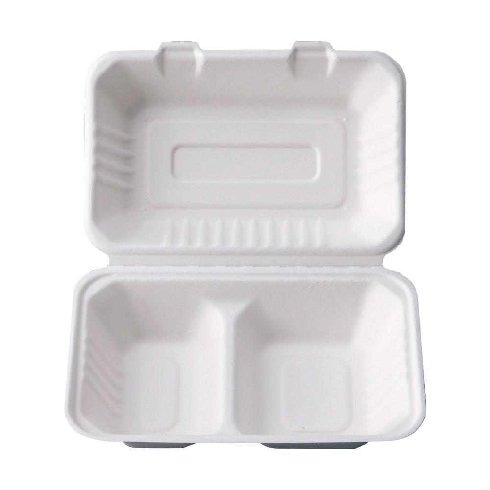 紙製弁当容器 P-SH02-2 白 250枚