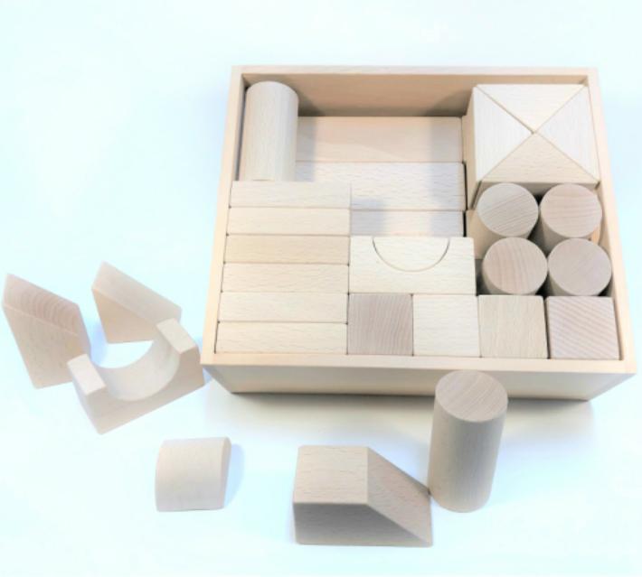 積み木 知育玩具 1歳 知育 日本製 おすすめ 国産 おしゃれ ブナ 箱入り つみき 安心 安全 最高級 木工
