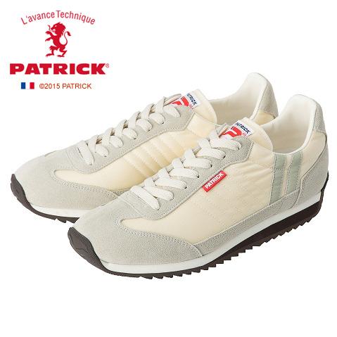 【ワンサイズ 26.5cm】[メンズ・レディース] PATRICK MARATHON SNWMT パトリック マラソン スノーマウンテン スニーカー LGY