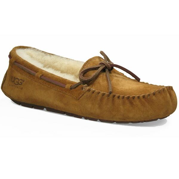 6ef1095b1bc UGG Lady's moccasins W DAKOTA 5,612W CHE Chesnutt BR