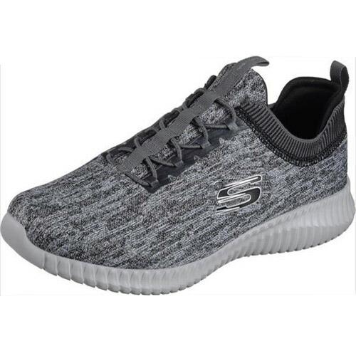 Men's ELITE FLEX HARTNELL bkbk slip on sneakers
