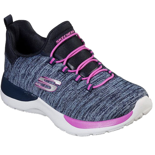 [kids] SKECHERS DYNAMIGHT BREAK THROUGH 81,302L スケッチャーズダイナマイト breakthrough sneakers navy Maruti