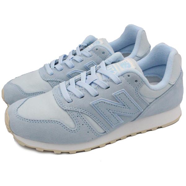 site réputé 62097 d0b25 [Lady's] 2019 model New Balance WL373-WTA New Balance sneakers light blue